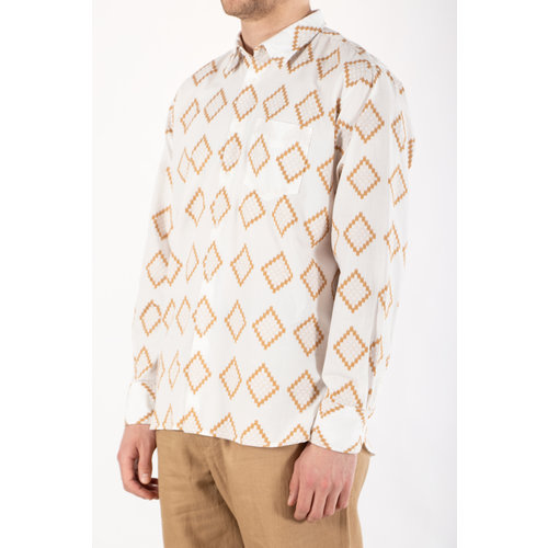 Universal Works Universal Works Shirt / Humber / Gold