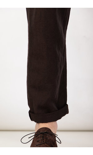 Universal Works Universal Works Trousers / Military Chino / Brown