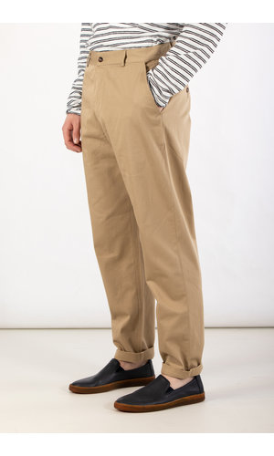 Universal Works Universal Works Trousers / Military Chino / Ecru