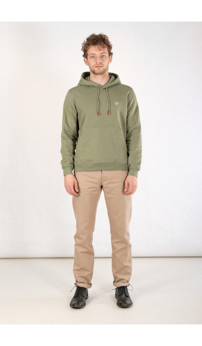 Homecore Homecore Hoodie / Paxi / Light Green
