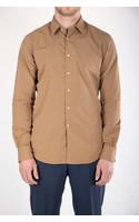 7d Overhemd / Fourty-Four / Kameel