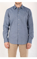 7d Shirt / Fourty-Four / Blue Chambray