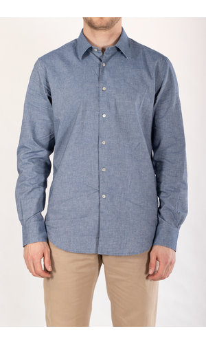 7d 7d Shirt / Fourty-Four / Blue Chambray