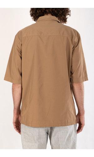 7d 7d Overshirt / Fourty-Five / Kameel