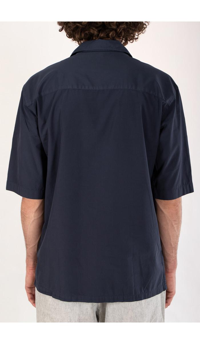 7d 7d Overshirt / Fourty-Five / Navy