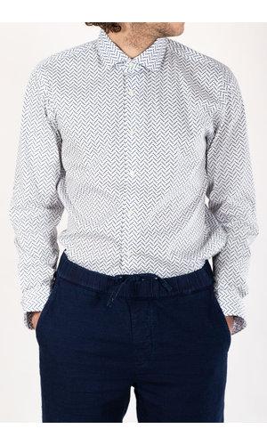 Strellson Strellson Shirt / Stan / White Blue