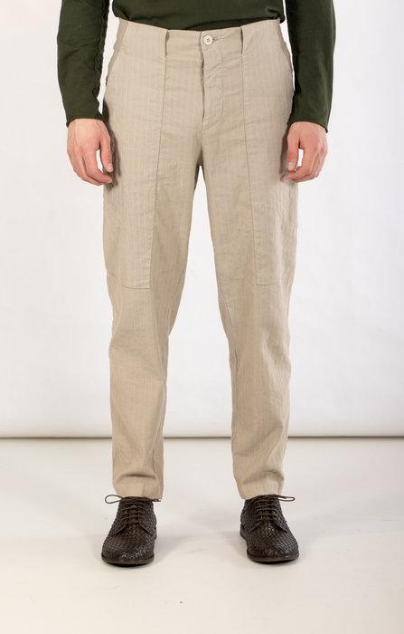 Transit Transit Trousers / CFUTRNH170 / Sand