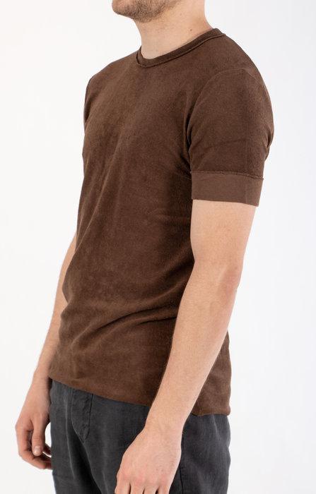Hannes Roether Hannes Roether T-Shirt / Piaf / Bruin