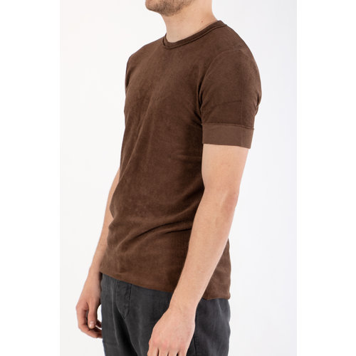 Hannes Roether Hannes Roether T-Shirt / Piaf / Brown