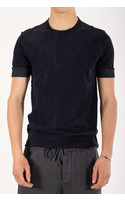 Hannes Roether T-Shirt / Piaf / Navy