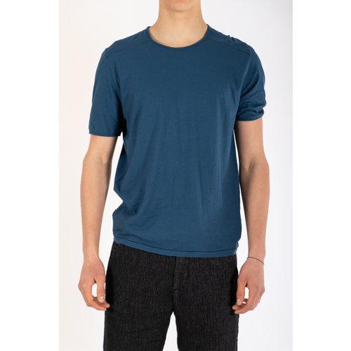 Hannes Roether Hannes Roether T-Shirt / Modro / Blue