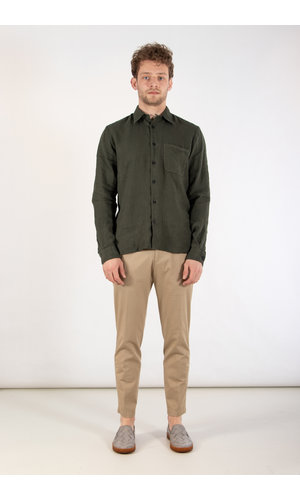 Hannes Roether Hannes Roether Shirt / Konzess / Green