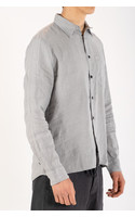 Hannes Roether Shirt / Konzess / Grey
