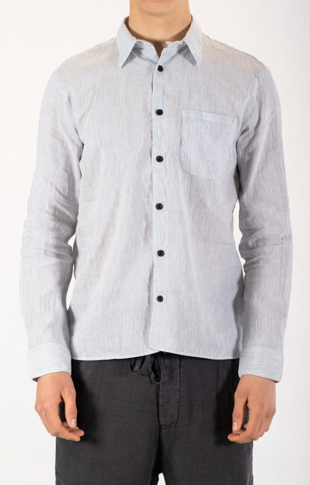 Hannes Roether Hannes Roether Shirt / Konzess / White