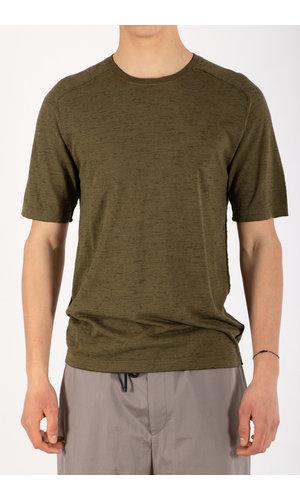 Transit Transit T-Shirt / CFUTRN10450 / Groen