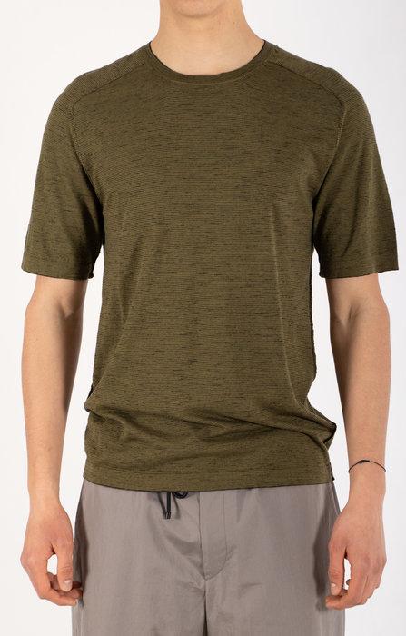 Transit Transit T-Shirt / CFUTRN10450 / Green