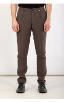 Myths Trousers / 21M09L81 / Brown
