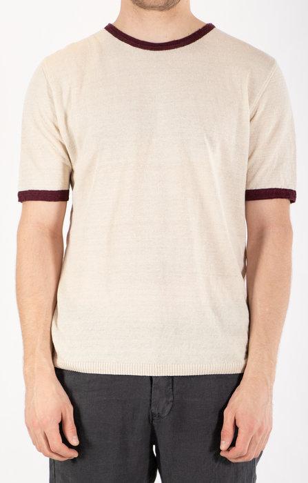 G.R.P. Firenze G.R.P. T-Shirt / SF PL 10 / Burgundy