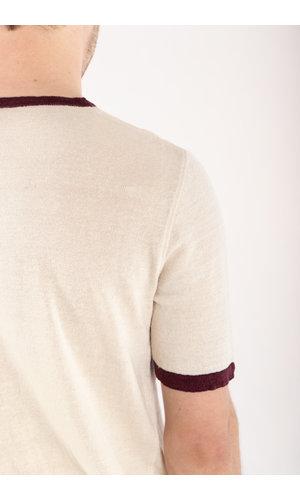 G.R.P. Firenze G.R.P. T-Shirt / SF PL 10 / Bordeaux