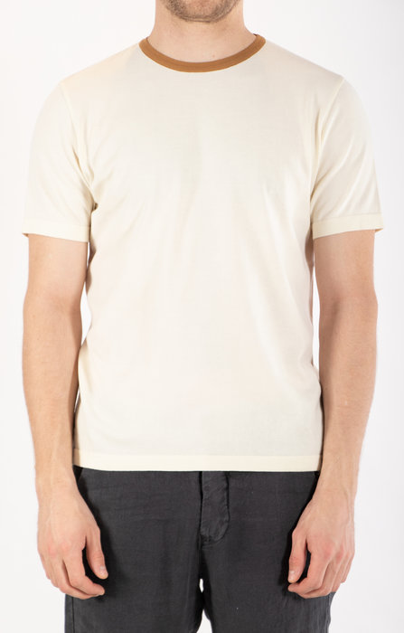 G.R.P. Firenze G.R.P. T-Shirt / SF TEC 100.14 / Camel