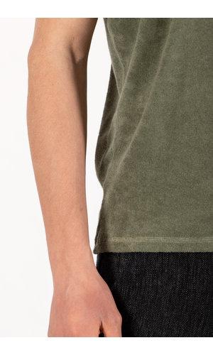 Majestic Filatures Majestic Filatures T-Shirt / M242-HTS040 / Green