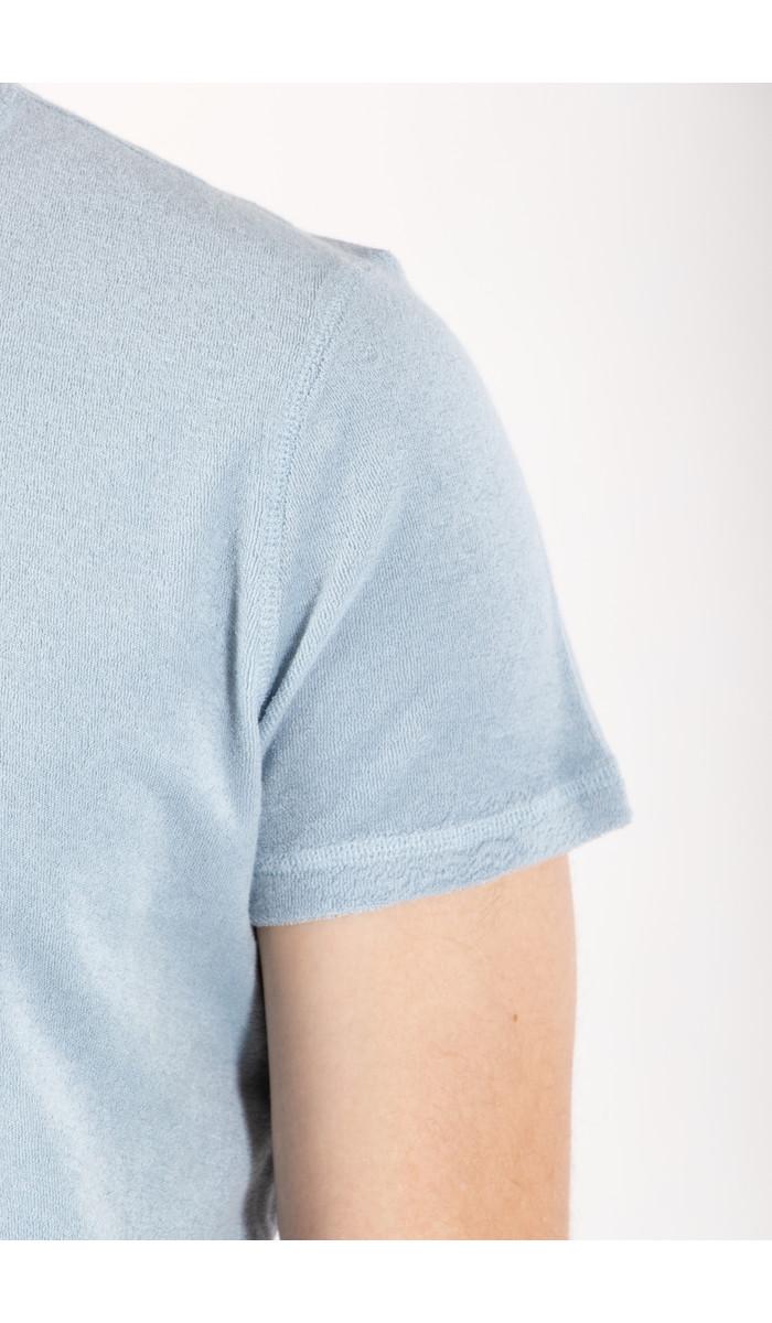 Majestic Filatures Majestic Filatures T-Shirt / M242-HTS040 / L. Blue