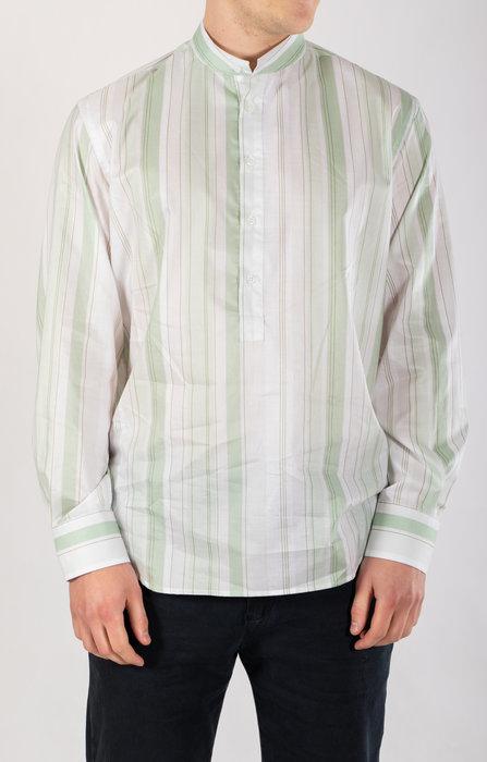 Yoost Yoost Overhemd / Mandarin / Oude Kruiden