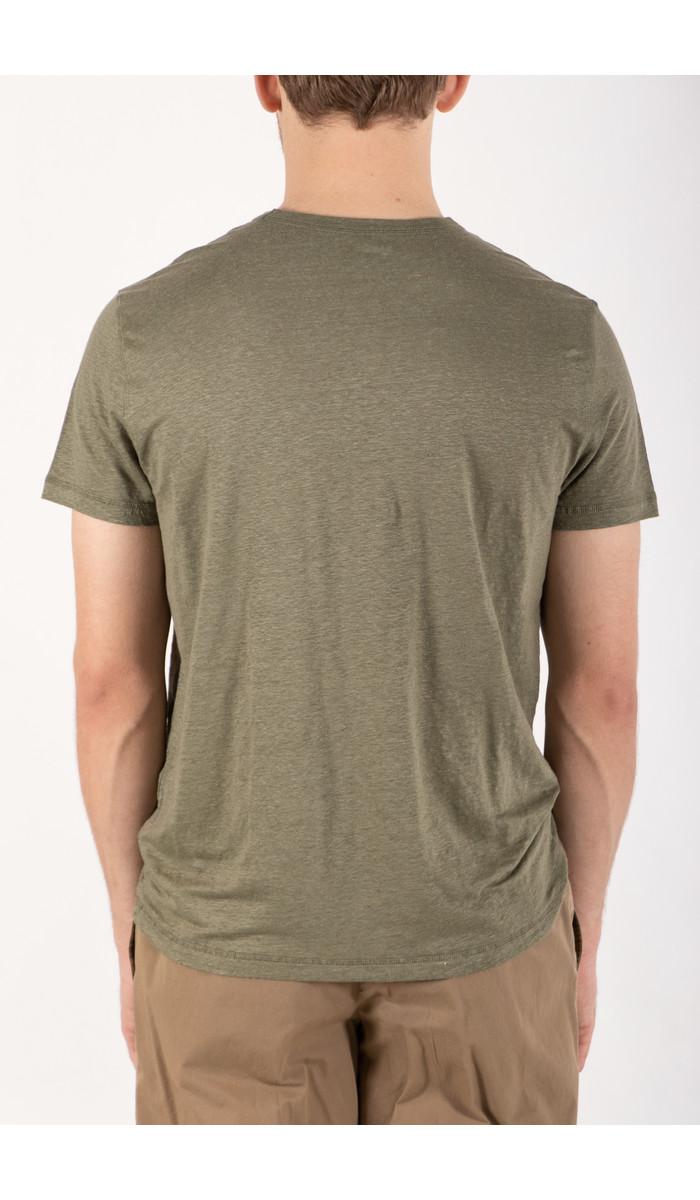 Majestic Filatures Majestic Filatures T-Shirt / HTS040 / Groen