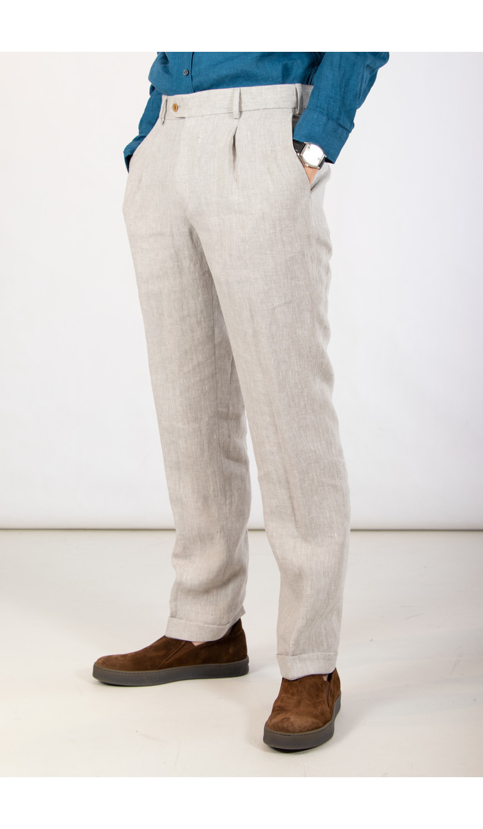 British House Trousers / Winston / Light Grey