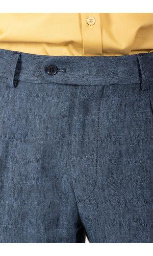 British House Trousers / Winston / Blue