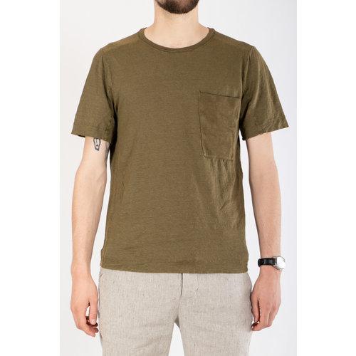 Transit Transit T-Shirt / CFUTRN4391 / Green