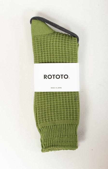 RoToTo RoToTo Sok / Waffle / Olijf