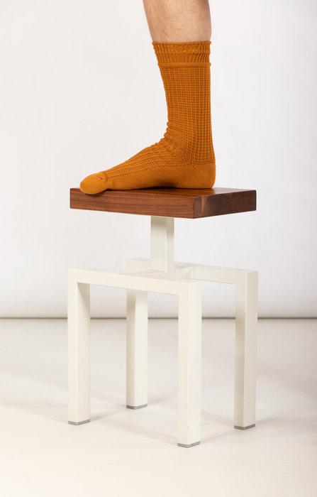 RoToTo RoToTo Sok / Waffle / Oranje
