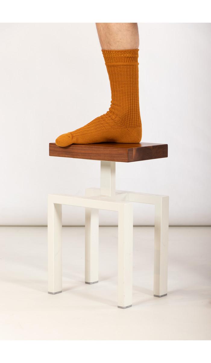 RoToTo RoToTo Sock / Waffle / Orange