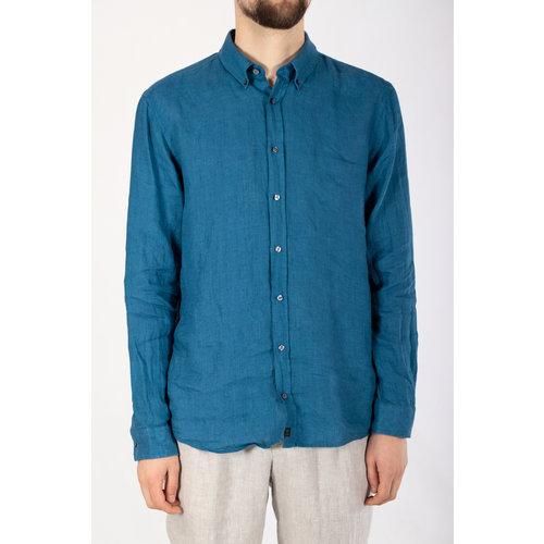 Strellson Strellson Overhemd / Core / Petrol