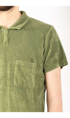 Universal Works Universal Works Polo / Vacation / L. Green