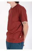 Homecore T-Shirt / Rodger Bio / Steenrood