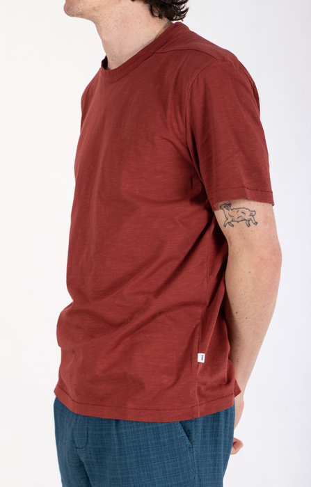 Homecore Homecore T-Shirt / Rodger Bio / Steenrood
