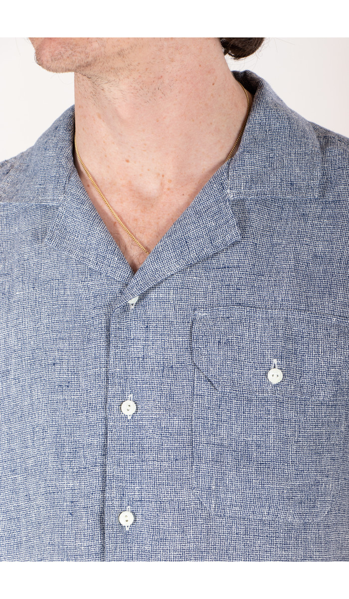 Homecore Homecore Overhemd / Guarda Pimenta / Blauw
