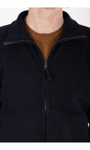Homecore Homecore Vest / Terry Zip / Navy