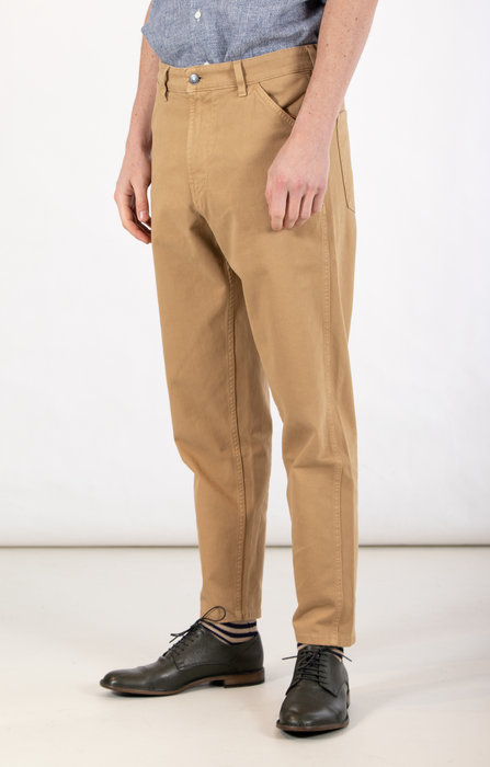 Homecore Homecore Broek / Jabali Twill / Beige