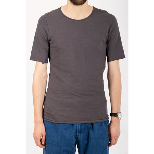 Hannes Roether Hannes Roether T-Shirt / Farine / Grey