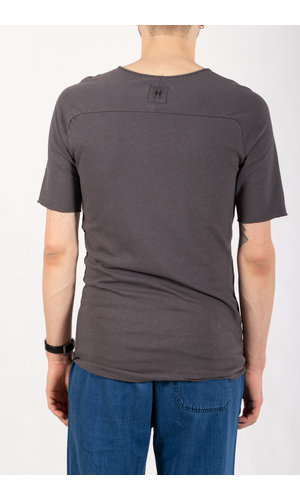 Hannes Roether Hannes Roether T-Shirt / Farine / Grijs