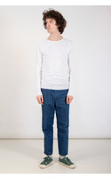 Hannes Roether T-Shirt / Fabrice / White