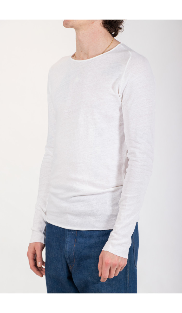 Hannes Roether Hannes Roether T-Shirt / Fabrice / White
