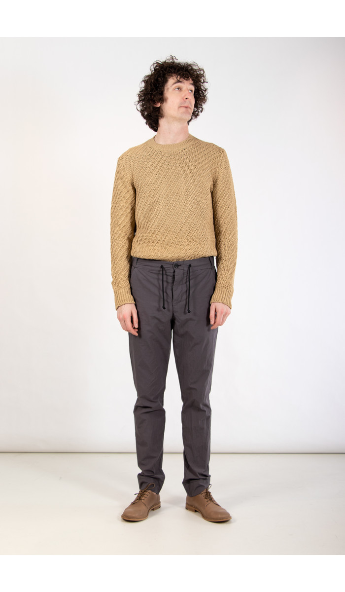 Hannes Roether Hannes Roether Trousers / Tremens / Grey