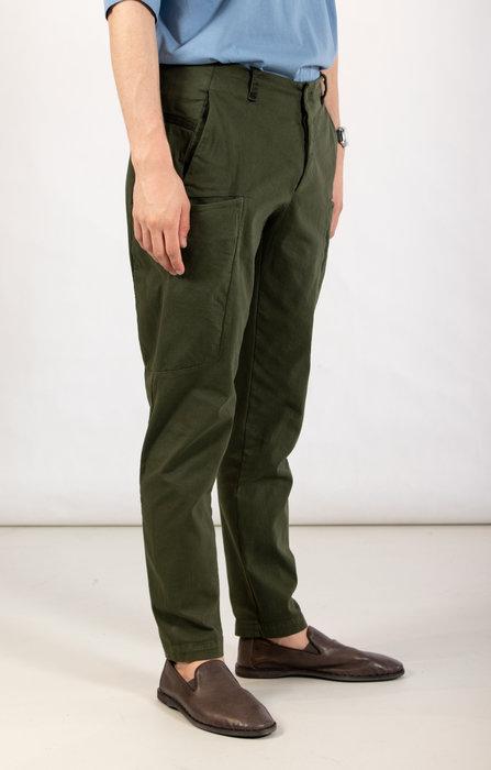 Transit Transit Trousers / CFUTRNA101 / Green