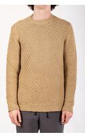 Roberto Collina Sweater / RE29101 / Sand
