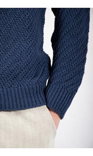 Roberto Collina Roberto Collina Sweater / RE29101 / Blue