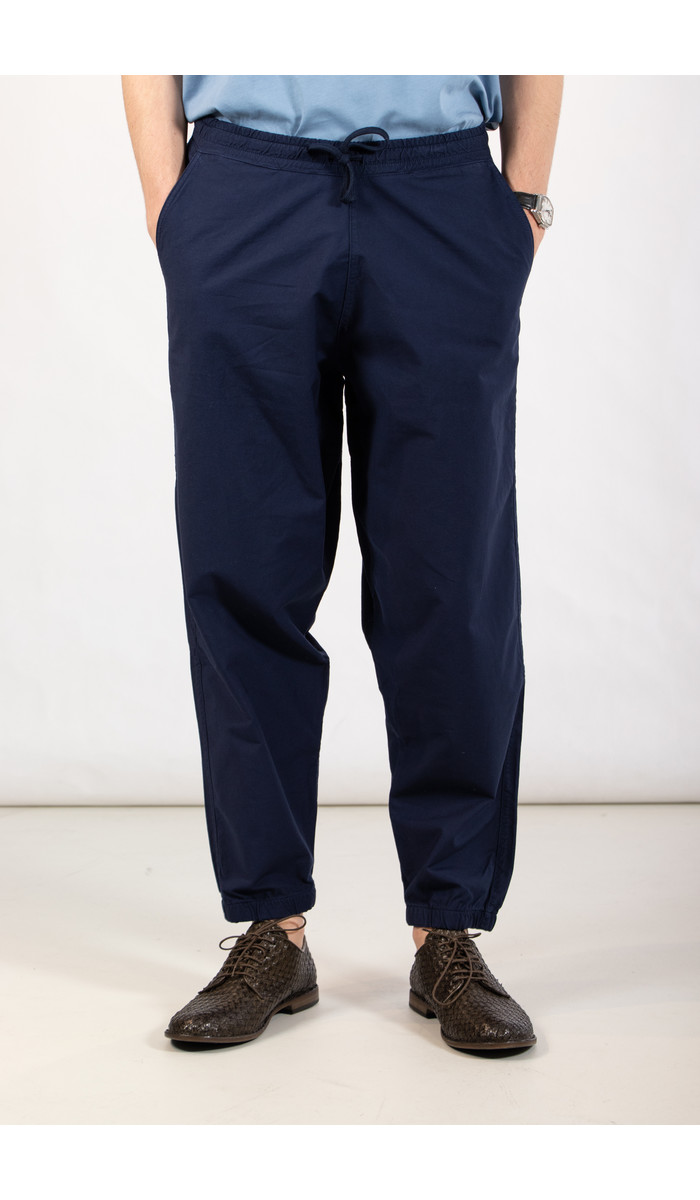 Universal Works Universal Works Trousers / Lumber Pant / Navy